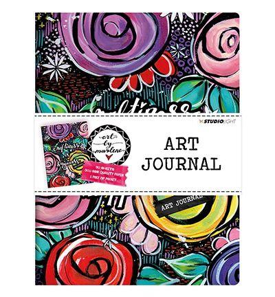 Art By Marlene 3.0 Ringbinder Journal A4 nr.04