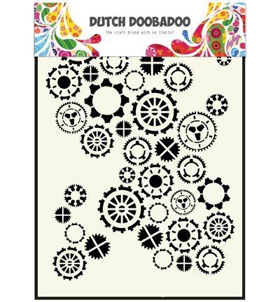 Dutch DooBaDoo Dutch Mask Art  Mask Art Gears