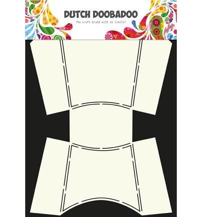 Dutch DooBaDoo Dutch Envelop Art  Envelop Art French Fries