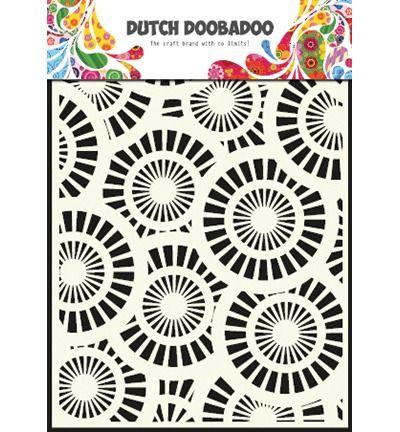 Dutch Mask Art Wheels A5