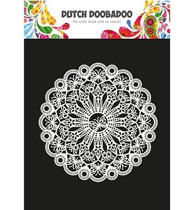 Dutch DooBaDoo Mask Art Butterfly 200mm