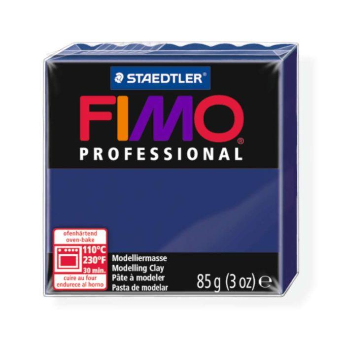 Fimo Professional 85g marineblauw