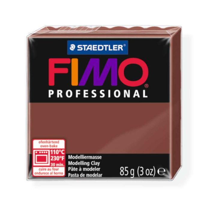 Fimo Professional 85g chocolade