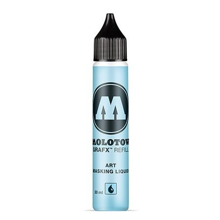 MOLOTOW™ GRAFX Art Masking Liquid Refill 30 ml