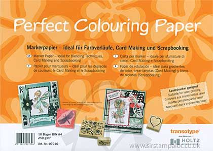 Perfect Colouring Paper 10 vel