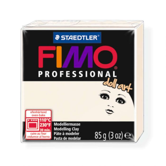 fimo Professional modelling Clay Doll Art Porcelain