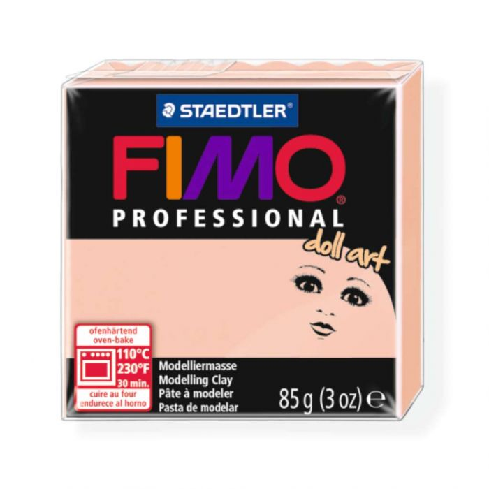 fimo Professional modelling Clay Doll Art Rose