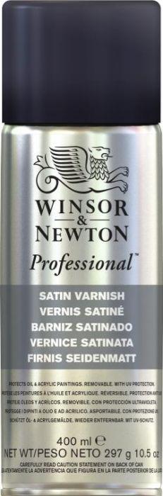 Winsor & Newton Satijn Vernis Spray 400ml