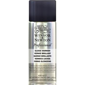 Winsor & Newton Glans Vernis Spray 400ml