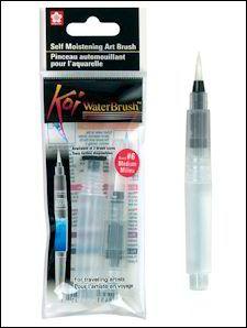 Koi Water Brush (medium) (4ml reservoir)