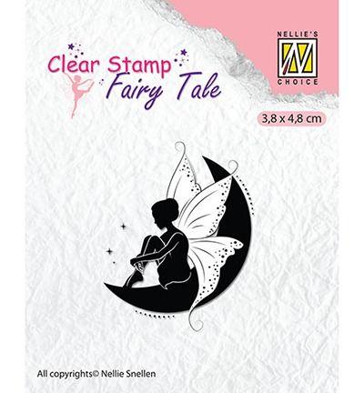 Nellie's Choice Fairy Tale stamp Fairy tale-10