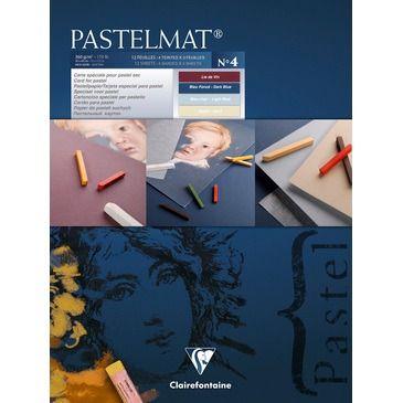 Pastelmat pad N°4 360g 18x24 12vel