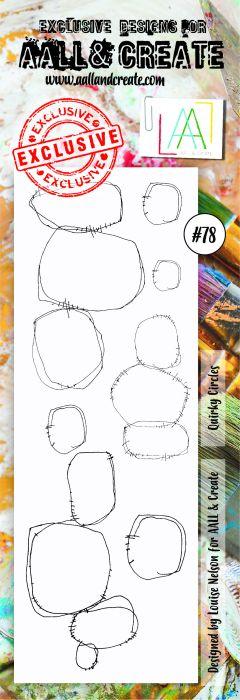 AALL & Create Border Stamp set #78