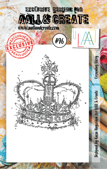 AALL & Create A7 Stamp set #96