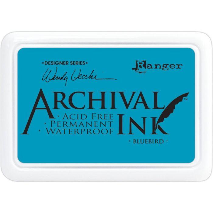 Wendy Vecchi Designer Series Archival Ink Pad Bluebird
