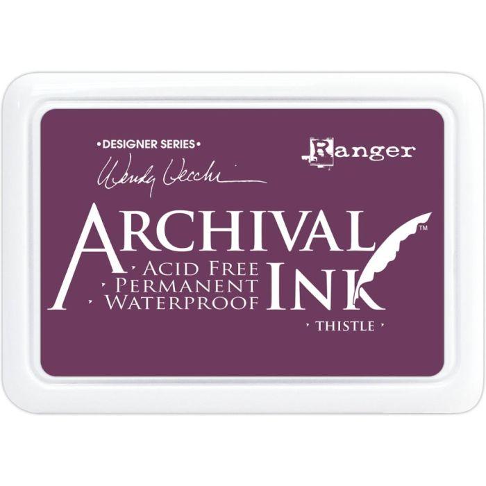 Wendy Vecchi Designer Series Archival Ink Pad Thistle