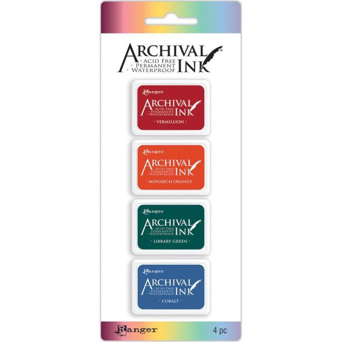 Archival Mini Ink Pad Kits  Kit 1