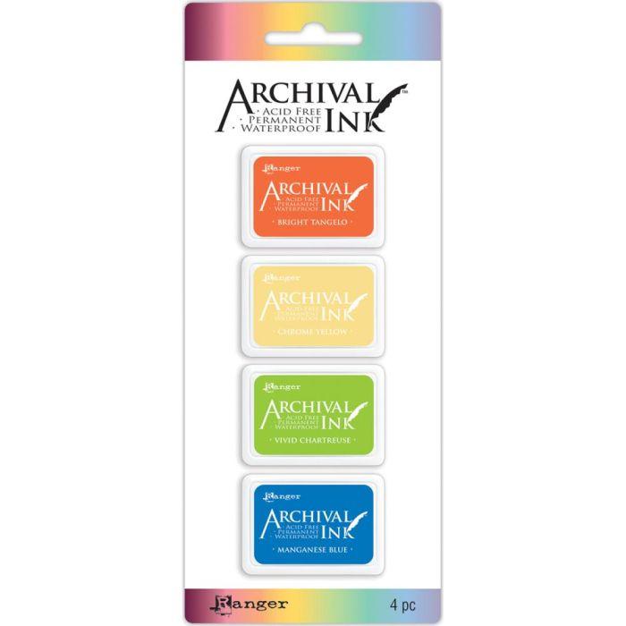 Archival Mini Ink Pad Kits  Kit 3