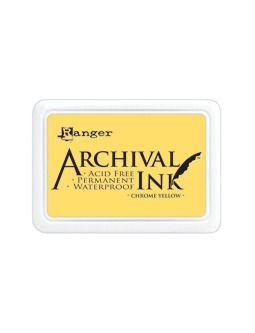 Archival Ink Chrome Yellow Pad