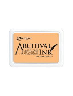 Archival Ink Venetian Orange Pad