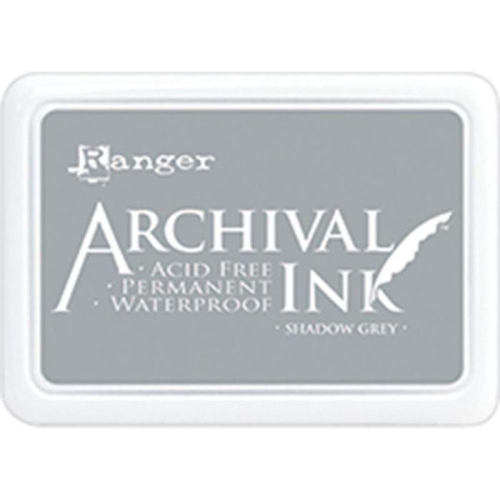 Archival Ink Pad Shadow Grey
