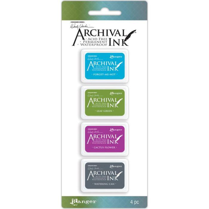 Wendy Vecchi Mini Archival Ink Pads Set #2