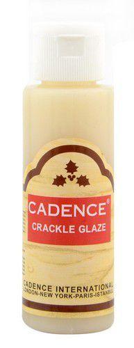 Cadence crackle glaze - one step 01 116 0001 0070 70ml
