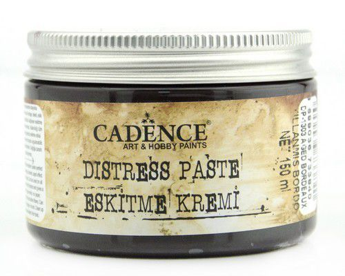 Cadence Distress pasta Aged bordeaux 01 071 1303 0150  150 ml