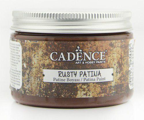 Cadence rusty patina verf Patina Brown 01 072 0001 0150  150 ml