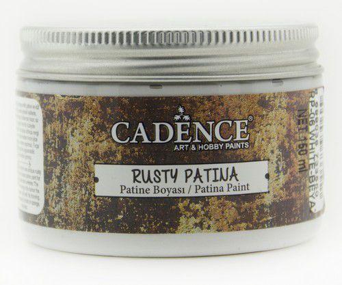 Cadence rusty patina verf Wit 01 072 0006 0150  150 ml