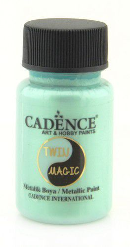 Cadence Twin Magic verf Gold Aqua 01 070 0019 0050  50 ml