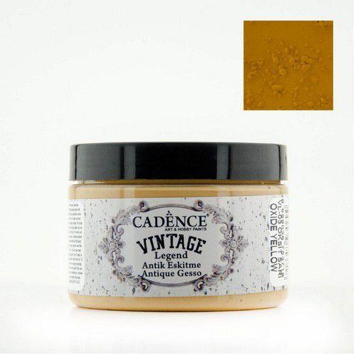 Cadence Vintage Legend gesso Oxide - geel 01 025 0003 0150  150 ml