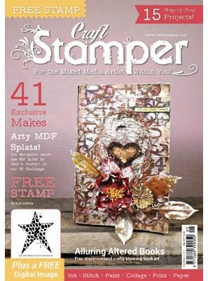 Craft Stamper mei 2017