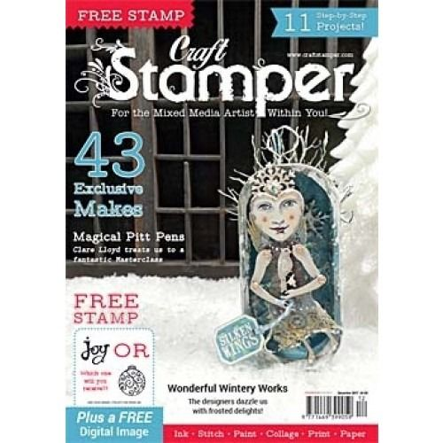 Craft Stamper - December 2017
