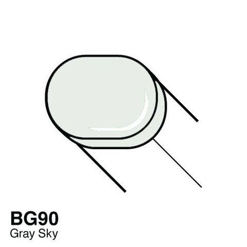 BG90 Copic Sketch Grey Sky
