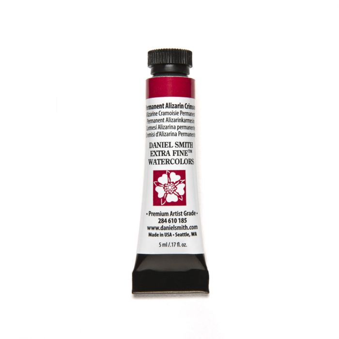 Daniel Smith extra fine watercolors Permanent Alizarin Crimson 5ml