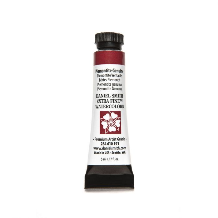 Daniel Smith extra fine watercolors Piemontite Genuine 5ml