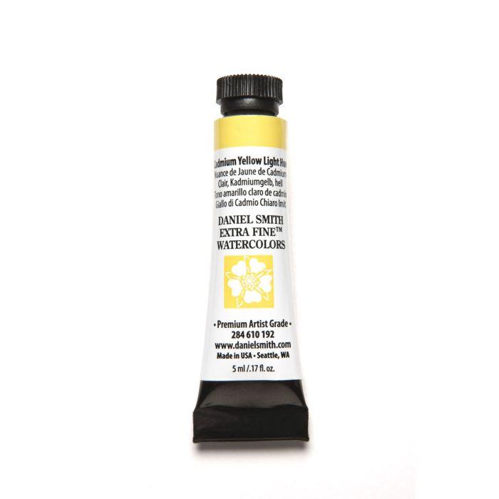 Daniel Smith extra fine watercolors Cadmium Yellow Light Hue 5ml