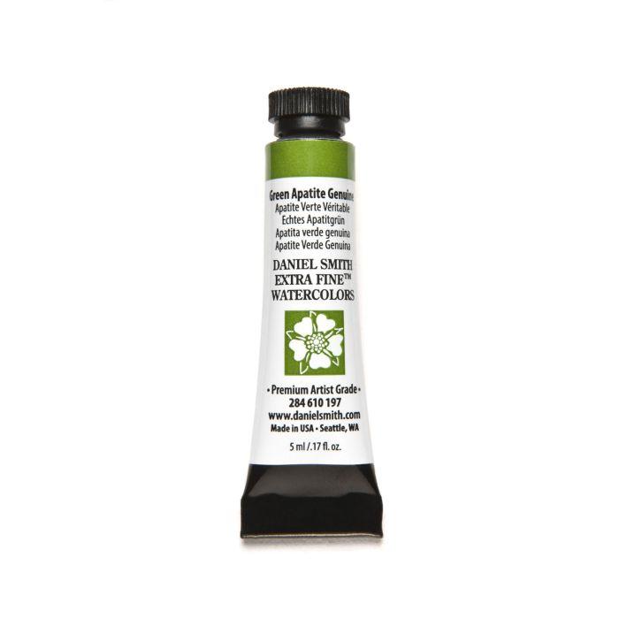 Daniel Smith extra fine watercolors Green Apatite Genuine 5ml
