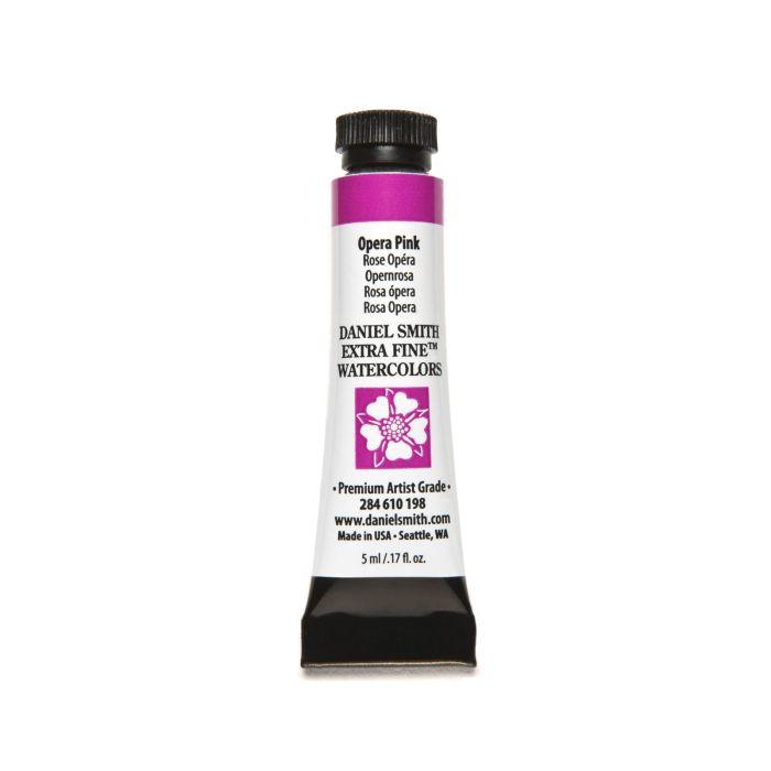 Daniel Smith extra fine watercolors Opera Pink 5ml