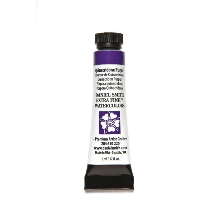 Daniel Smith extra fine watercolors Quinacridone Purple 5ml
