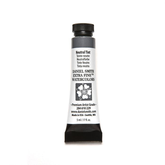 Daniel Smith extra fine watercolors Neutral Tint 5ml