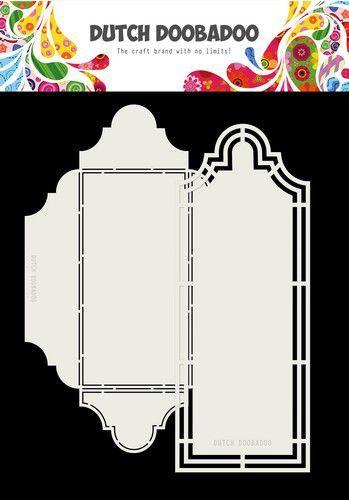 Dutch Doobadoo Dutch Envelop Art Cortado 2pc A4