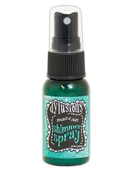 Dylusions By Dyan Reaveley Shimmer Sprays Polished Jade