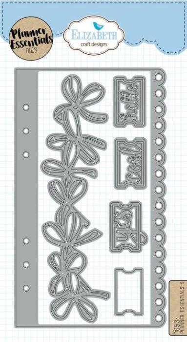 Elizabeth Craft Design Planner Essentials - 9