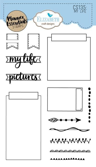 Elizabeth Craft Design My Life