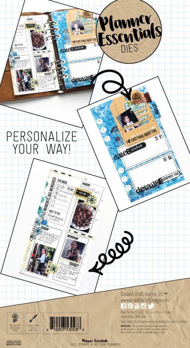 Elizabeth Craft Designs Planner Essentials - 2