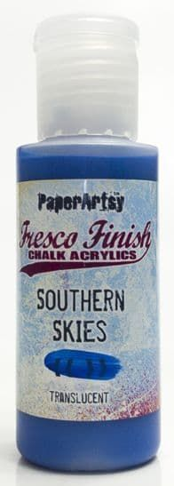 Fresco Finish - Southern Skies  {Tracy Scott}
