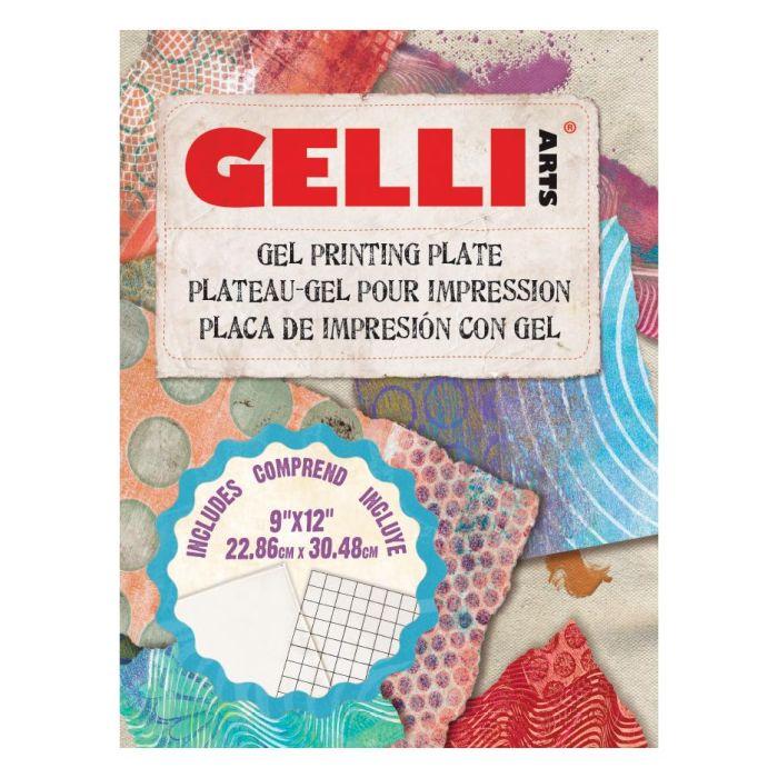 Gelli Plate 9x 12 inch Gel Printing Plate