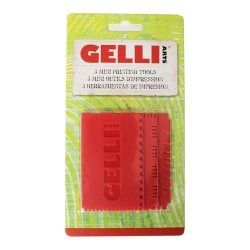 Gelli Arts - Mini Printing Tool Set